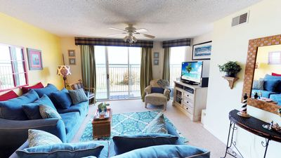 Photo for Charming North Myrtle Beachfront, Island Style: Rare 3 BR 3 Bath in Windy Hill
