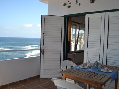 Photo for Apartment with stunning sea views in Punta del Hidalgo
