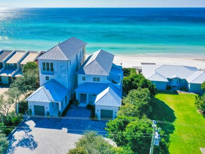 Photo for Moonshadow & Stargazy - Gorgeous 10-Bedroom Gulf Front Masterpiece on 30A!!