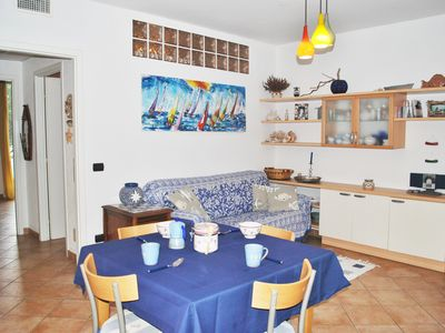 Photo for Apartment near the sea with Wi-Fi and parking space