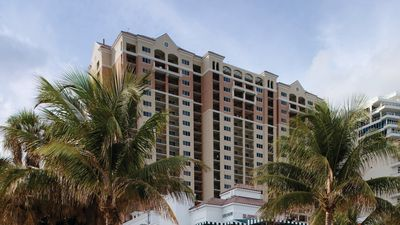 Photo for Ocean, Beachfront (2BR/2BA Condo). Ft. Lauderdale, FL