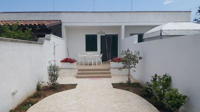 Photo for Idyllically situated near Torre dell'Orso - Malama 18