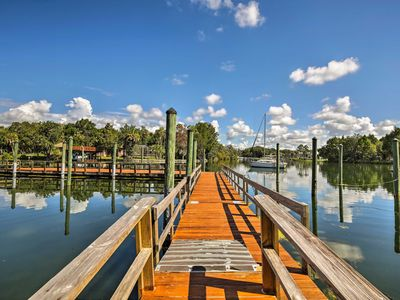 Photo for NEW! Crystal River House w/ Access to Boat Dock!