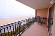 Adorable, spacious 2-bedroom oceanfront condo with free WiFi and a fabulous ocean view located directly on the Boardwalk!