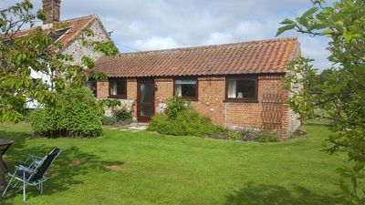 Photo for Garden Cottage is a Converted Barn Set in a Delightful South Facing Garden