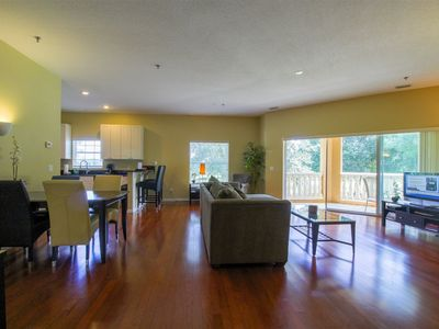 Photo for 2 bedroom, 2 bathroom. Georgous view of the golf course from your patio