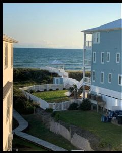 Photo for *Beautiful Ocean and Sound Views* ~ Steps from the Beach