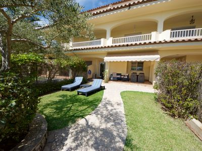 Photo for EL OLIVO situated beside Cap Roig beach, pool & capacity of 8