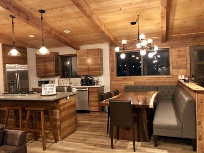 Photo for Remodeled Lake House with Great Lake Views & Hot Tub!
