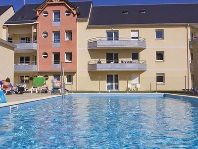 Photo for Apartment les Isles de Sola Grandcamp / T2 in Grandcamp-Maisy - 4 persons, 1 bedrooms