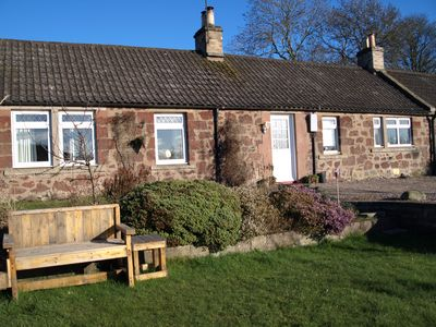 Photo for Scottish Country cottage near St Andrews, great for golf and exploring Fife