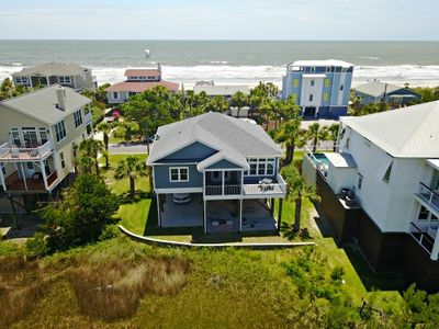 Folly Beach Stay, New Private 3 Bedroom 2 Bath Home
