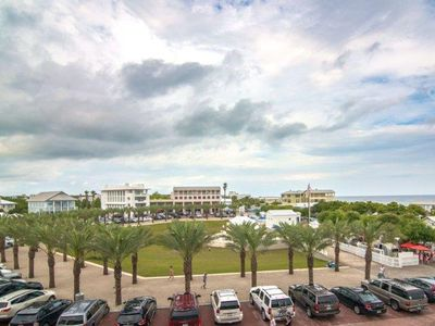 Photo for BRAND NEW LISTING!! - ABOVE THE CROWD Penthouse Condo in Seaside - Gulf and Town Center View, Com...