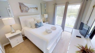 Photo for Luxury on a budget - Emerald Island Resort - Beautiful Spacious 3 Beds 2.5 Baths Townhome - 3 Miles To Disney