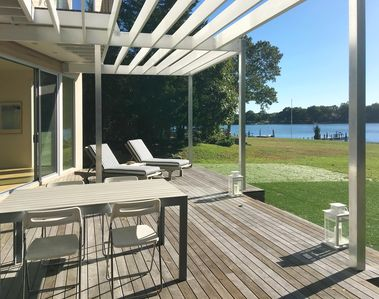 Photo for Shelter Island Sun Filled Waterfront Retreat!
