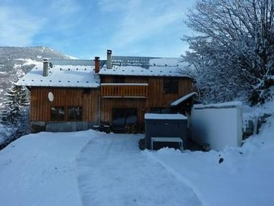Photo for Chalet located in Grand Biollay in the Meribel valley ALLUES