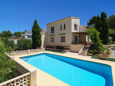 Photo for Vacation home Le Clos Joli in Moraira - 6 persons, 3 bedrooms