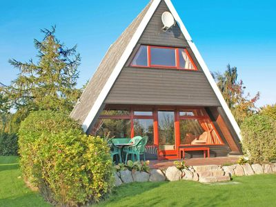 Photo for Tent roof house - large plot in a quiet location - holiday for the whole family in the tent roof house
