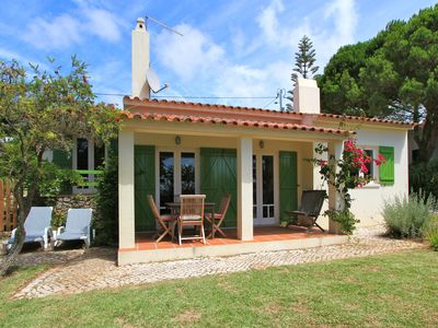 Photo for Charming cottage with garden in countryside near Sea and Ericeira