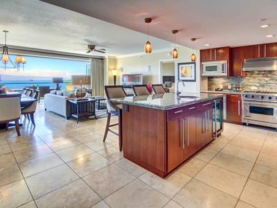 Photo for Maui Resort Rentals: Honua Kai Konea 825 – 8th Floor 3BR w/ Stunning Ocean Views From All 3 Bedrooms