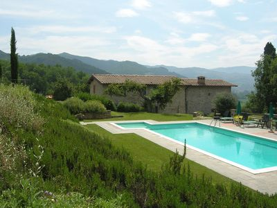 Photo for Villa in Vicchio with 7 bedrooms sleeps 14