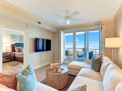Photo for Beautiful Oceanfront Condo With Stellar Ocean Views!