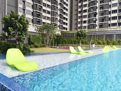 Photo for LUXURY RESORT - STYLE CONDO - Near To Sunway Pyramid & Mid Valley