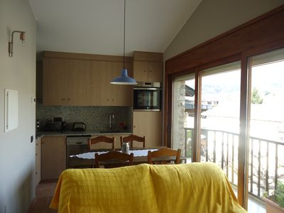 Photo for Apart. RURAL Two rooms ctra. Andorra
