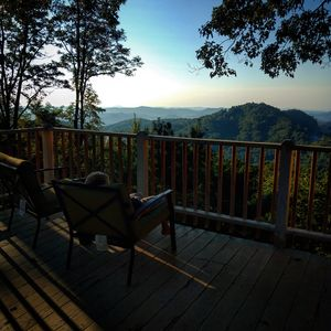 Photo for Incredible Mtn Views & minutes to downtown Blowing Rock! 1/2 Mile off of Hwy 321