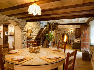 Photo for Holidays in the Basque country cottage Mill 3 stars