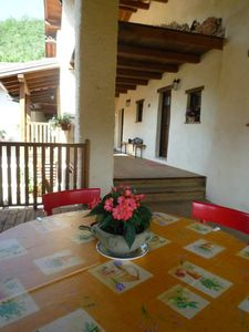 Photo for B & B The Botalla: farm in Scagnello in the countryside