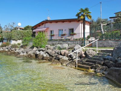 Photo for Vacation home Casetta sul Lago (BRZ145) in Brenzone - 4 persons, 2 bedrooms