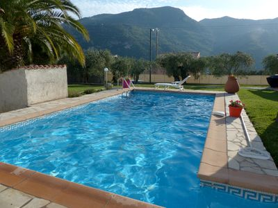 Photo for VILLA / APARTMENT INDEPENDENT, SWIMMING POOL, CLOSE SEA, 4 PEOPLE + 1 CHILD - 2 YEARS