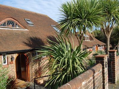 Photo for Hobbity Weekend B&B, 3 Double Rooms with Pvte Bathrooms plus free parking, Hove