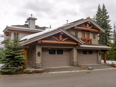 Photo for Whistler The Heights at Taluswood Ski-In/Ski-out Luxury Townhouse