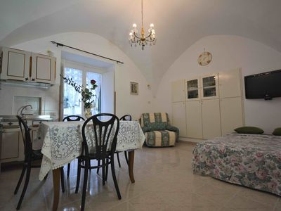 Photo for Historical Apartment in AMALFI Center