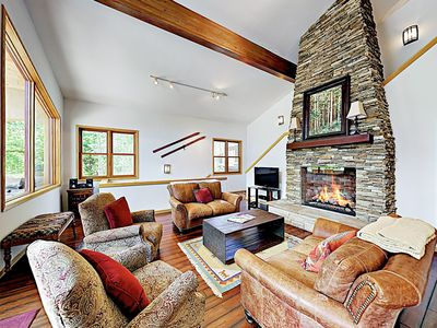 Main Living Area - Welcome to Vail! This property is professionally managed by TurnKey Vacation Rentals.