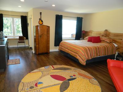 Suite #2 shown here