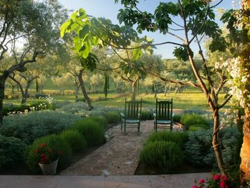 ECO LUXURY ON ORNAMENTAL ORGANIC FARM