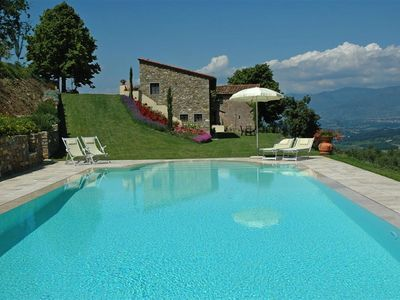 Photo for Private Villa with pool Chianti Siena-Florence-up to 8 pax