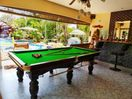 Free Play Pool Table in the Sala Bar