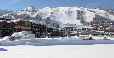 Photo for Pearl Apartment, 3 bdrms, in the heart of Courchevel , ski-in & ski-out