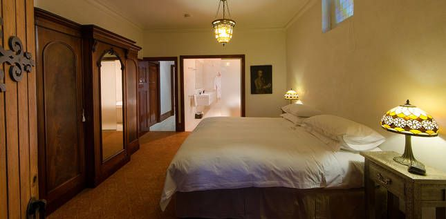 Outback Churchstay Luxury Accommodation