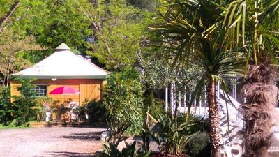 Photo for Camping Ecolodge Les Cigales *** - Simply Lodge 3 Rooms 5 People Without Bathroom