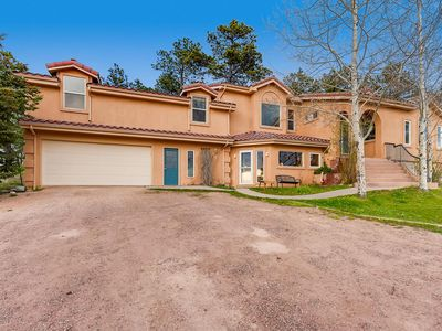 Photo for Great SEPT PRICES!!! Close To AF Academy - 2 KING Suites - *Pikes Peak Views*