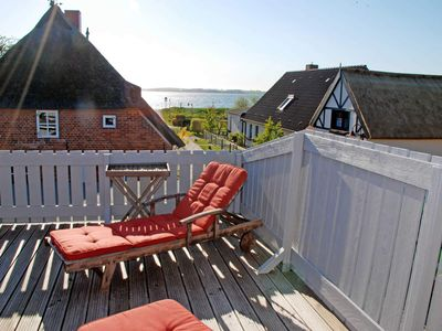 Photo for generous holiday home with roof terrace - House and -Appartements in Neu Reddevitz