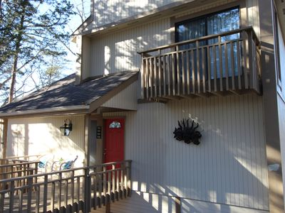 Photo for *New to VRBO* Large Family Home,Partial Water View Lots of Decks,Comm Pool