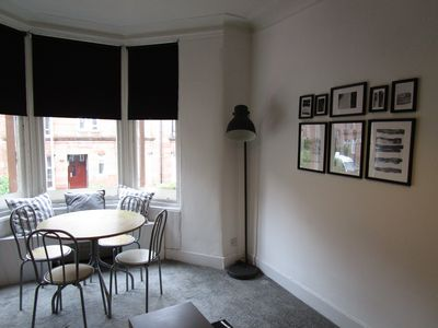 Photo for 1BR Apartment Vacation Rental in Glasgow, Scotland