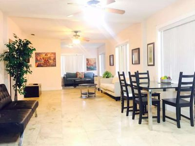 Photo for 3BR Apartment Vacation Rental in Hollywood, Florida