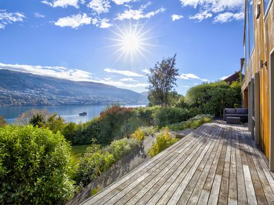 Photo for 5 Bedroom Queenstown Lakefront Home